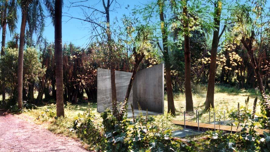 Amina Menia Extra Muros 3 - Muros-jardin